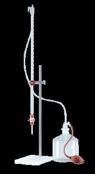 Bureta Compacta Blaubrand - Clase AS - Cero Automático
