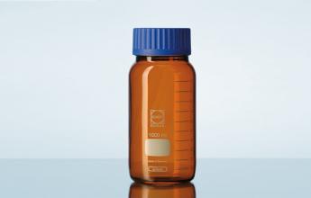 Frasco para Laboratorio GLS 80® Durán® -Cuello Ancho-