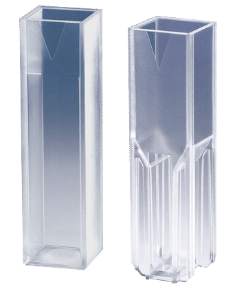 Cubetas Estándar Macro y Semi-micro