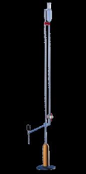 Microbureta Blaubrand según Bang - Llave Lateral - Clase AS