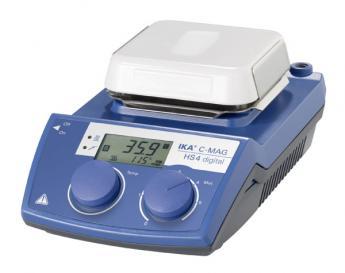 Agitador y Parrilla C-MAG HS 4/HS 4 digital IKAMAG®