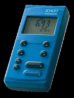Medidor Multiparamétrico Handylab pH 11/pH12