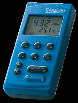 Medidor para Conductividad Handylab LF 11/LF 12