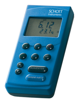 Medidor Multiparamétrico GLP Handylab pH/LF 12 y Multi 12